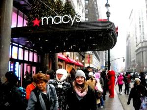 Macy's in NYC!