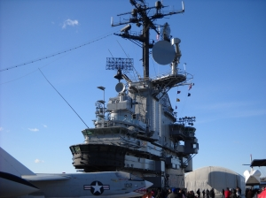 USS Intrepid.